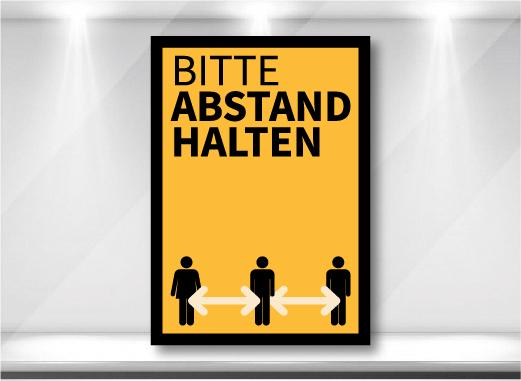 ABSTAND-HALTEN 07