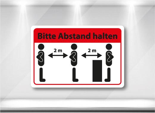 ABSTAND-HALTEN 08